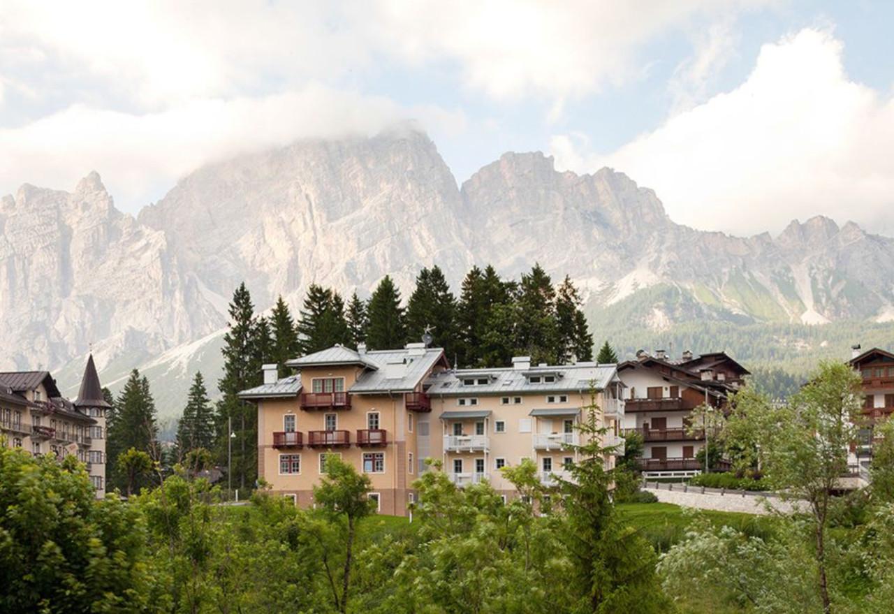 Progetto di ristrutturazione via C. Battisti a Cortina