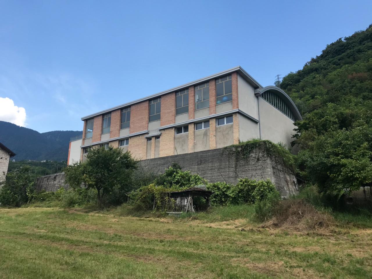 Palestra comunale di Arsiè (BL).
