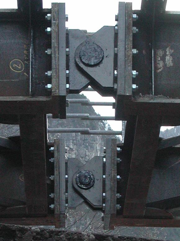 Progetto di costruzione di una passerella ciclopedonale sul torrente Cordevole in loc. La Muda