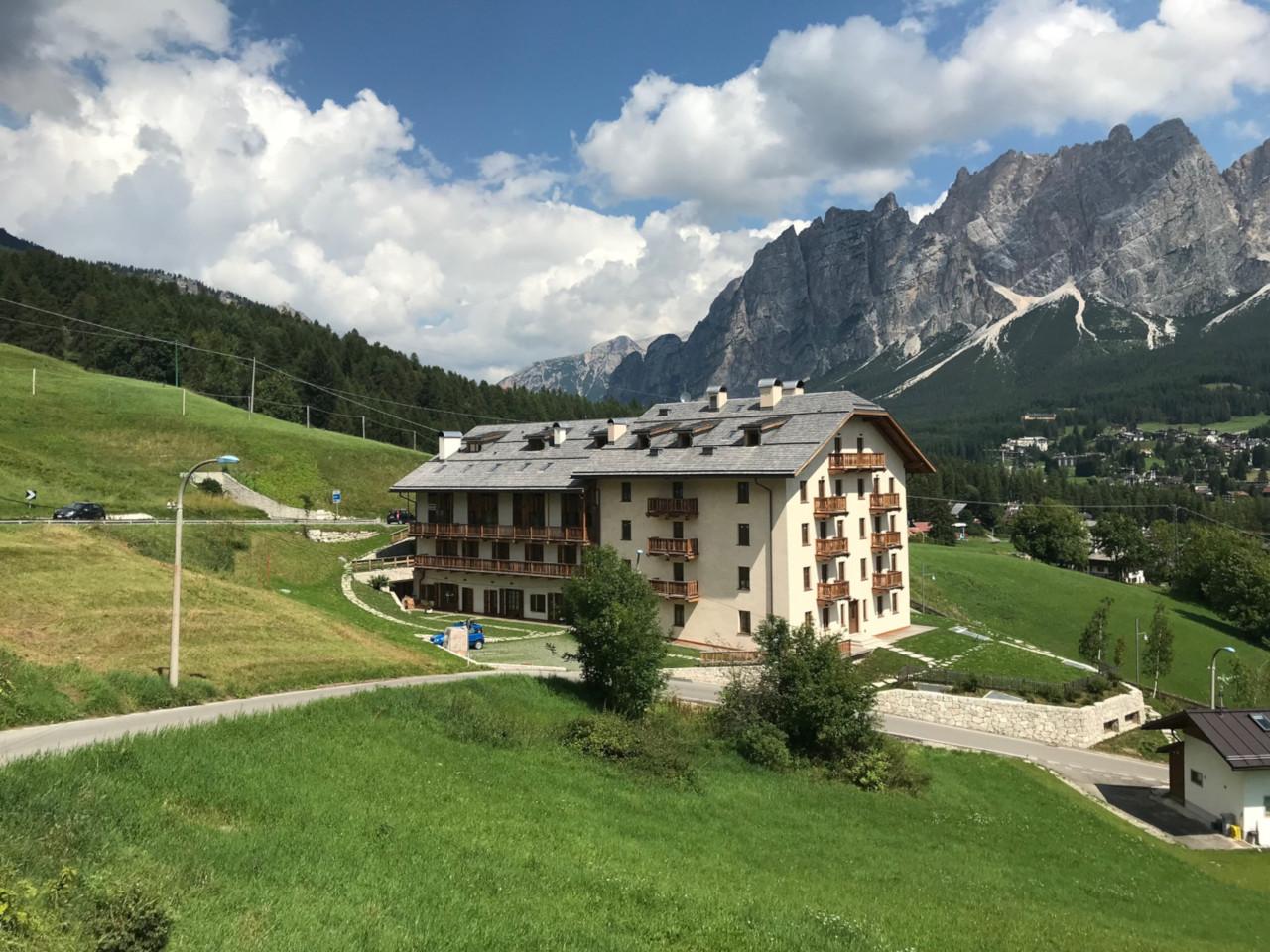 Progetto di ristrutturazione Casa Valle Cortina