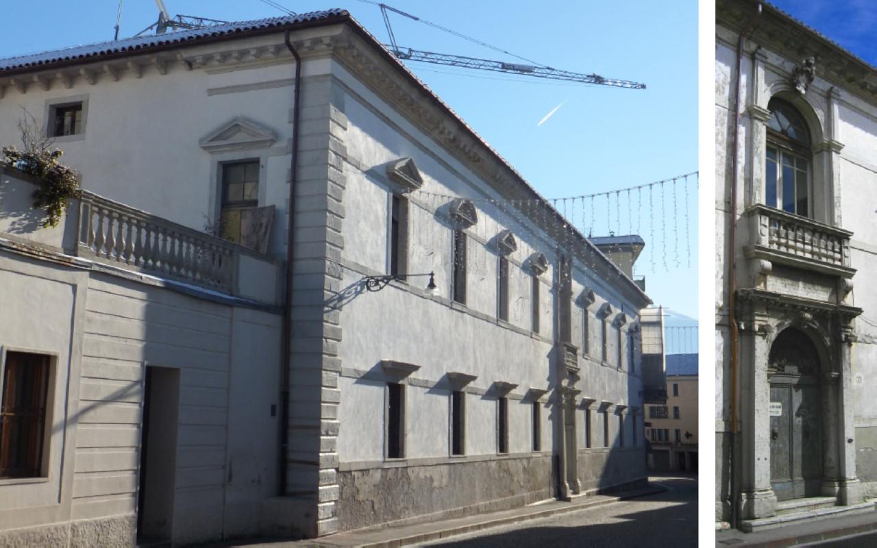 Restauro Palazzo Bembo Belluno