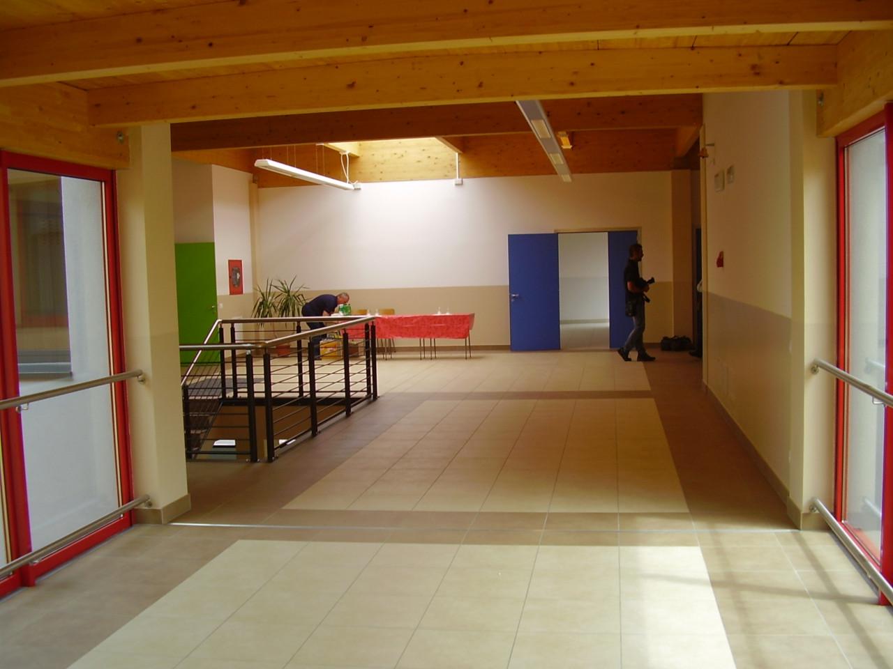 Progetto di costruzione della nuova Scuola Edile a Sedico